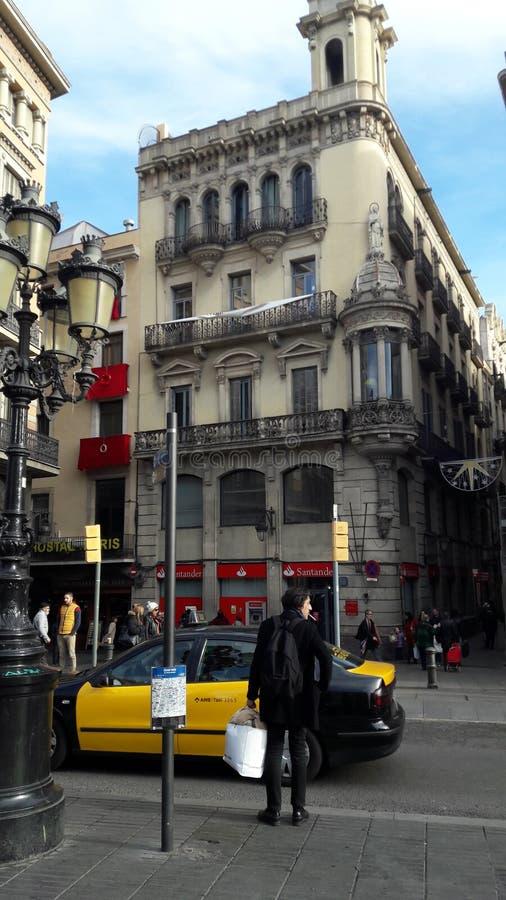 Барселона стоковое фото rf