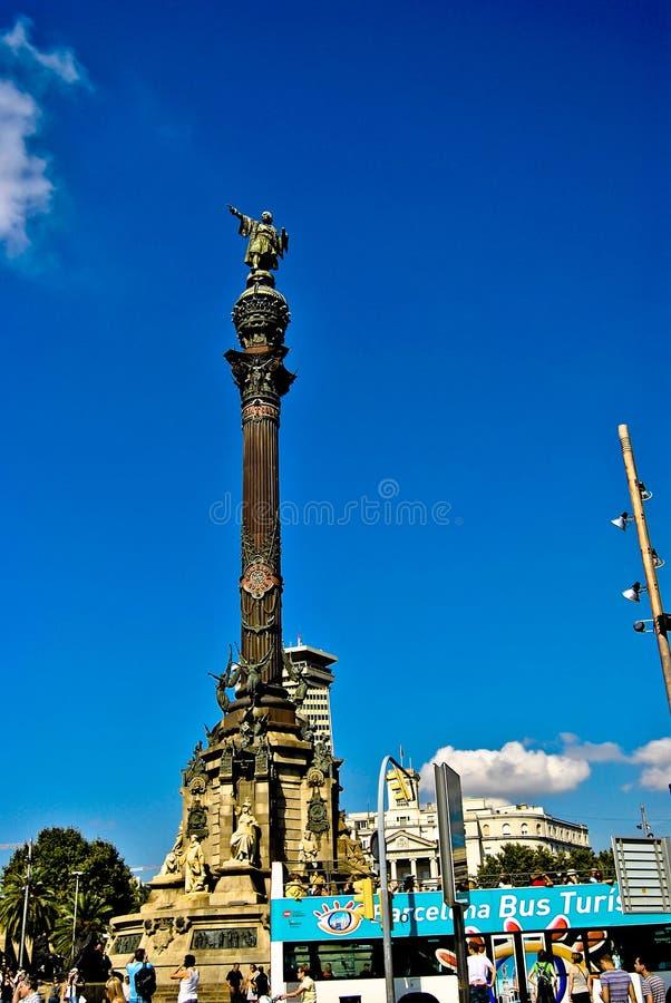 Барселона Испания стоковое изображение rf