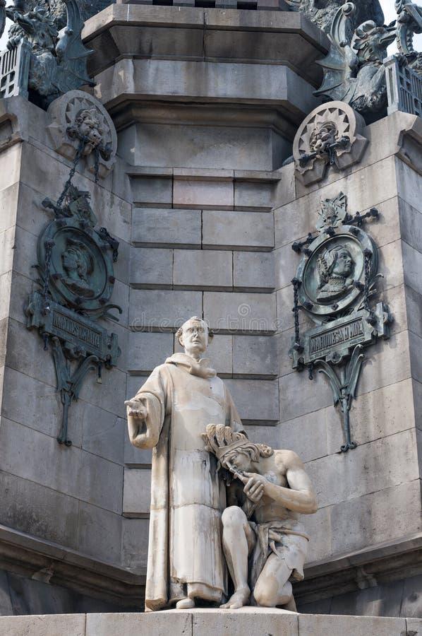 Download Барселона Christopher Columbus Стоковое Фото - изображение насчитывающей каталония, турист: 40583736