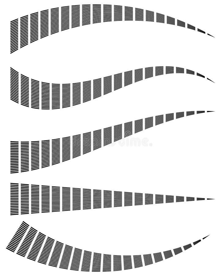 Download Бары прямоугольников с различными искажениями Абстрактные элементы Иллюстрация вектора - иллюстрации насчитывающей линия, различно: 81810426