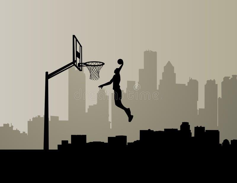 баскетболист бесплатная иллюстрация