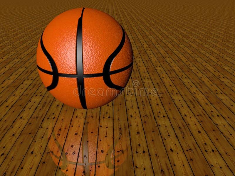 Баскетбол бесплатная иллюстрация