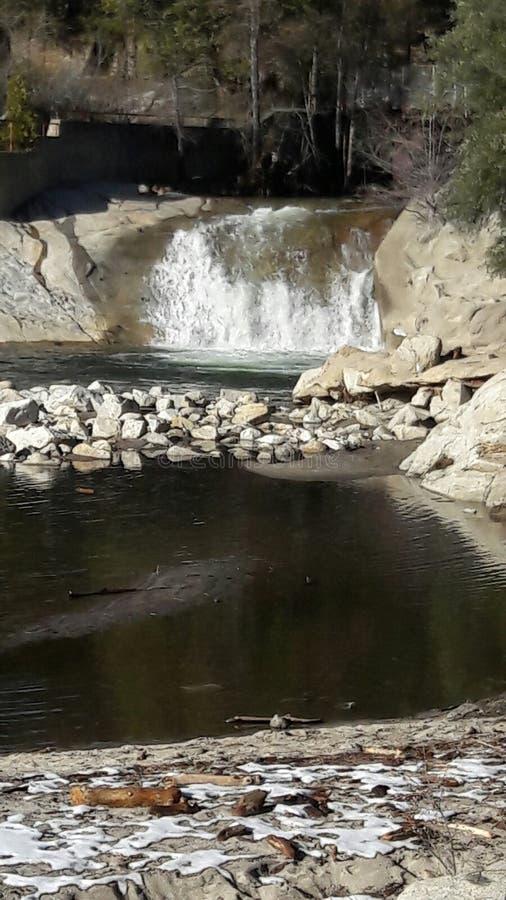 Басовое озеро стоковые фотографии rf