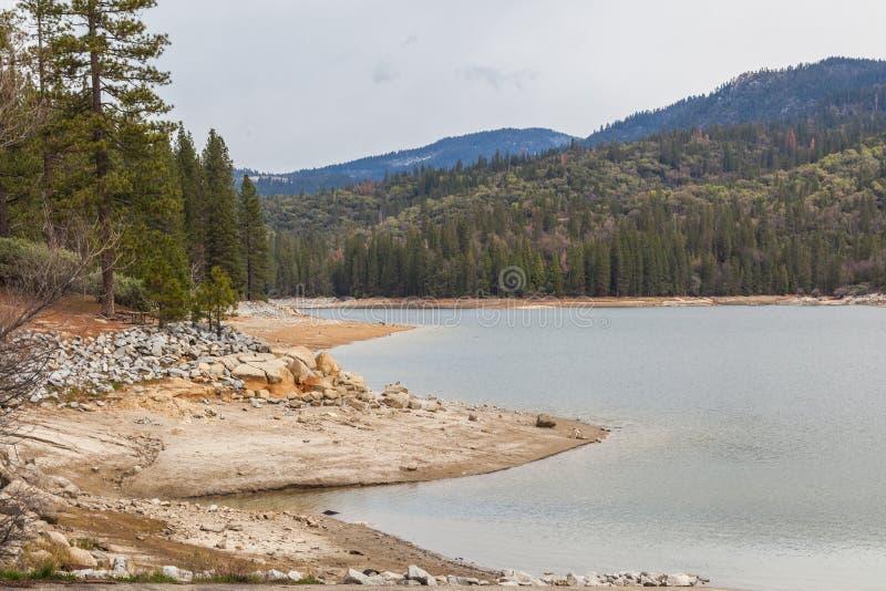Басовое озеро i стоковое изображение