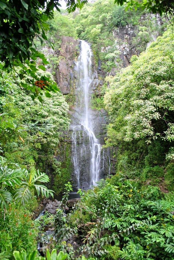бассеины священнейшие 7 Гавайских островов maui Огайо стоковое изображение