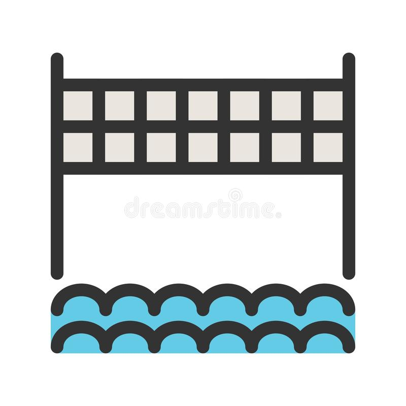 бассеин подныривания конкуренций резвится вода заплывания бесплатная иллюстрация