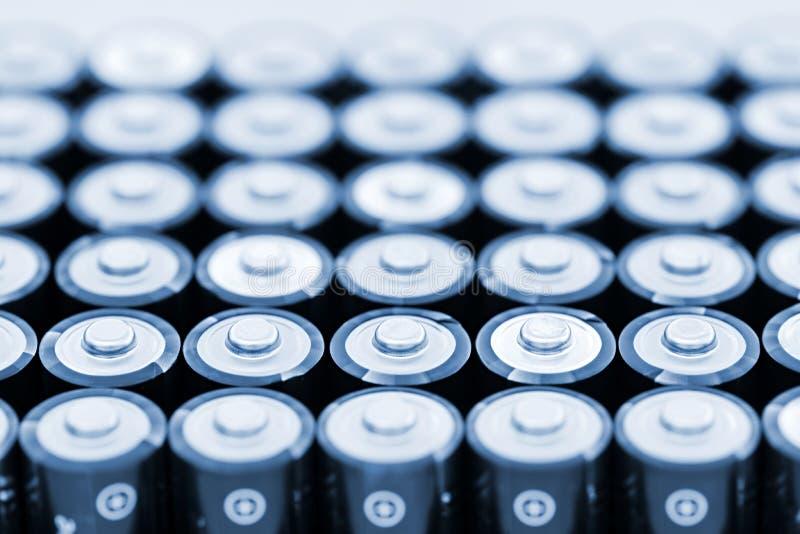 батареи блока стоковая фотография