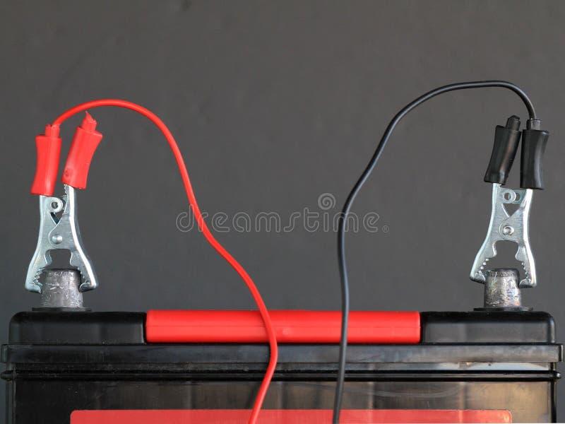 Батарея загрузочной вагонетки стоковые изображения rf
