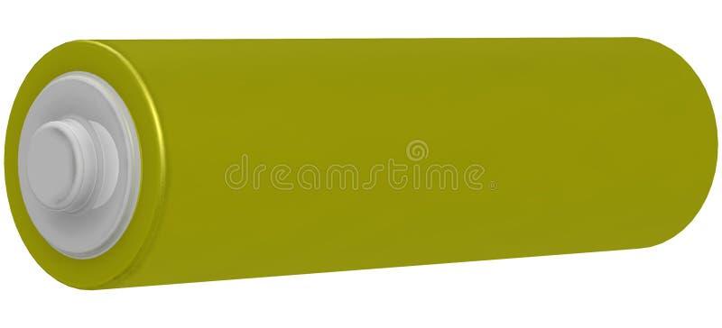Батарея AA бесплатная иллюстрация