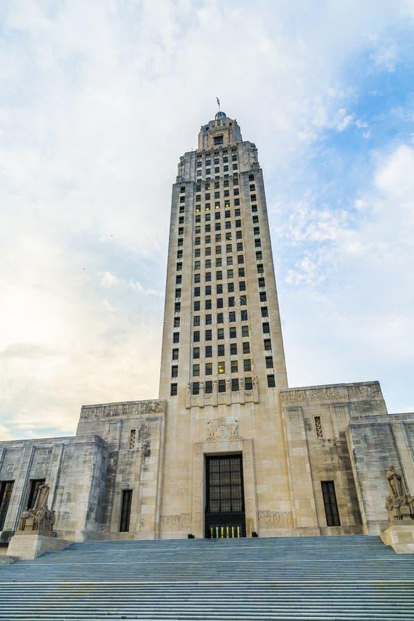 Батон-Руж, Луизиана - положение стоковое изображение