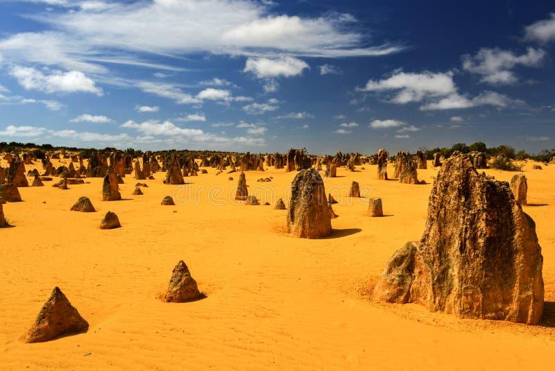 Башенкы пустыня, Австралия стоковые изображения rf