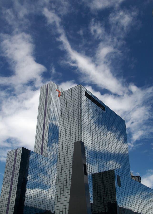 башни офиса стоковое изображение