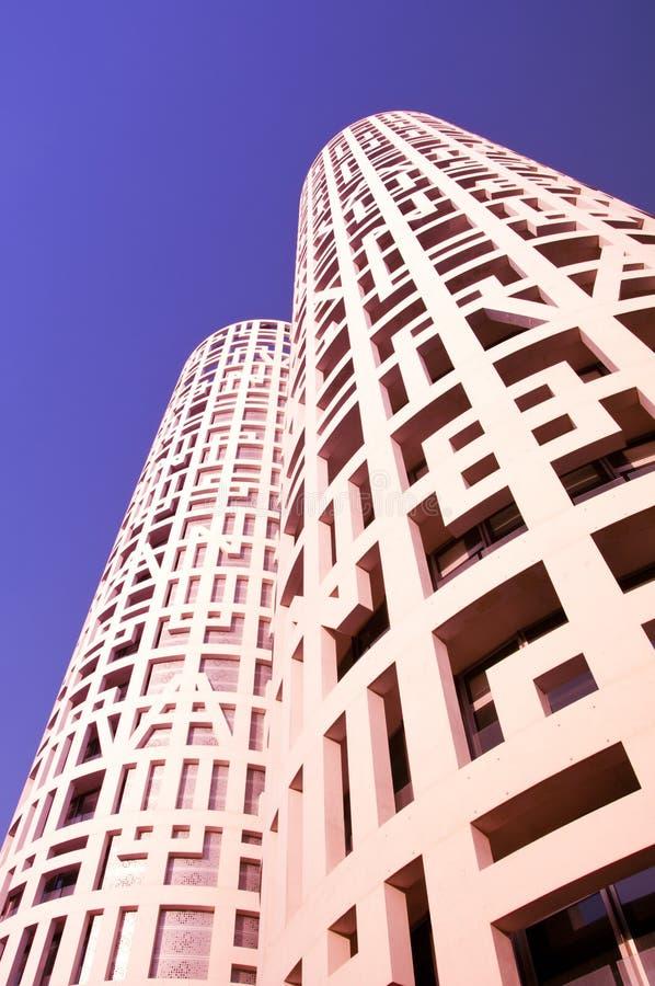 башни hercules стоковая фотография