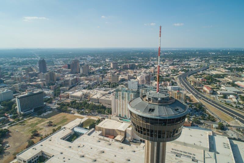 Башня Америк Сан Антонио Техаса стоковое фото