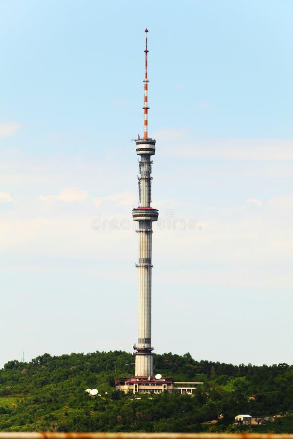 Башня Алма-Аты стоковое фото