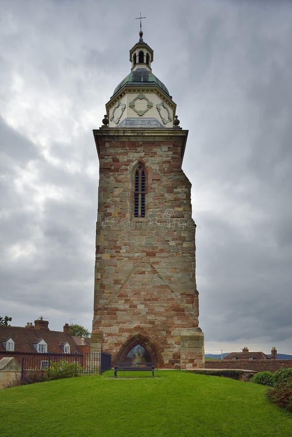 Башня бака перца стоковое фото