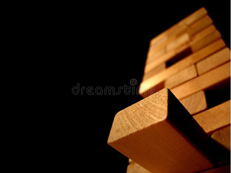 башня блока стоковые фотографии rf