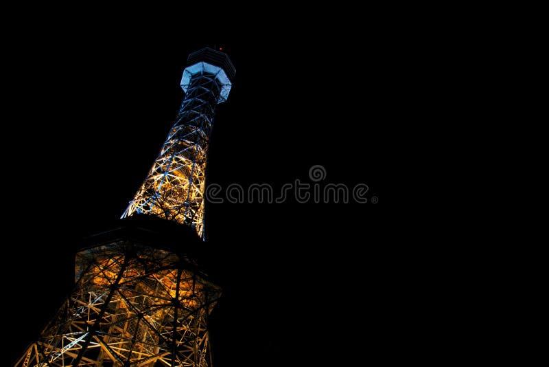 Башня бдительности Праги стоковая фотография rf