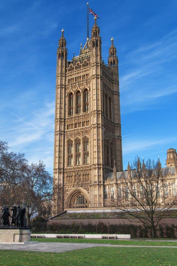 Башня Виктория стоковые изображения