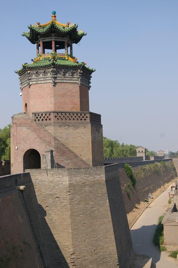 башня древности стоковая фотография