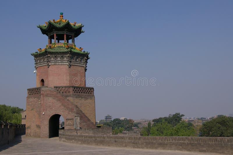 башня древности стоковые изображения rf