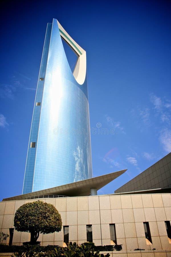 башня жителя Саудовской Аравии королевства Аравии стоковая фотография