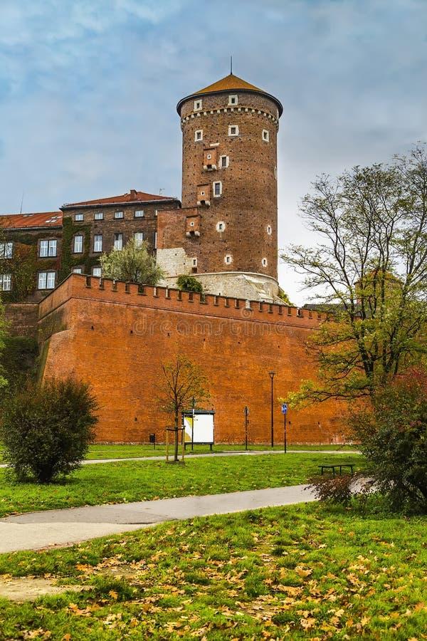 Башня или Lyubranka ` s сенатора стоковая фотография