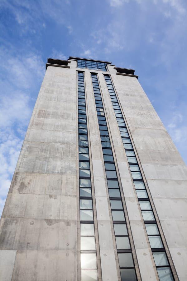 Башня книги в Генте стоковая фотография rf