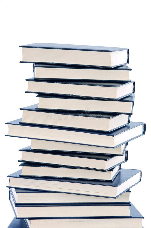 башня книги стоковая фотография