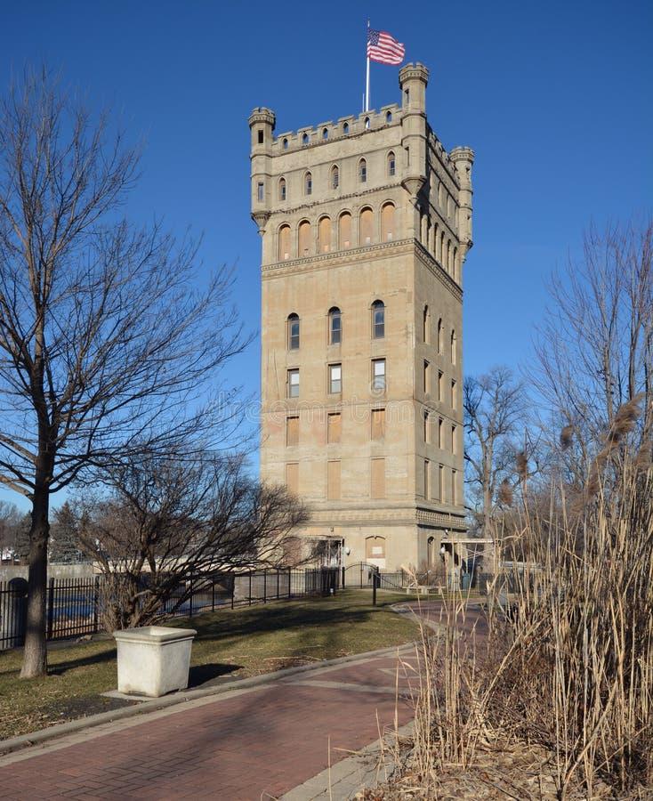 Башня Лиона стоковое фото rf