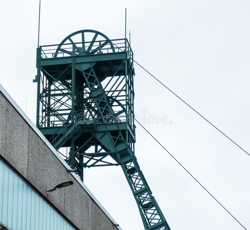Башня минирования  стоковые изображения