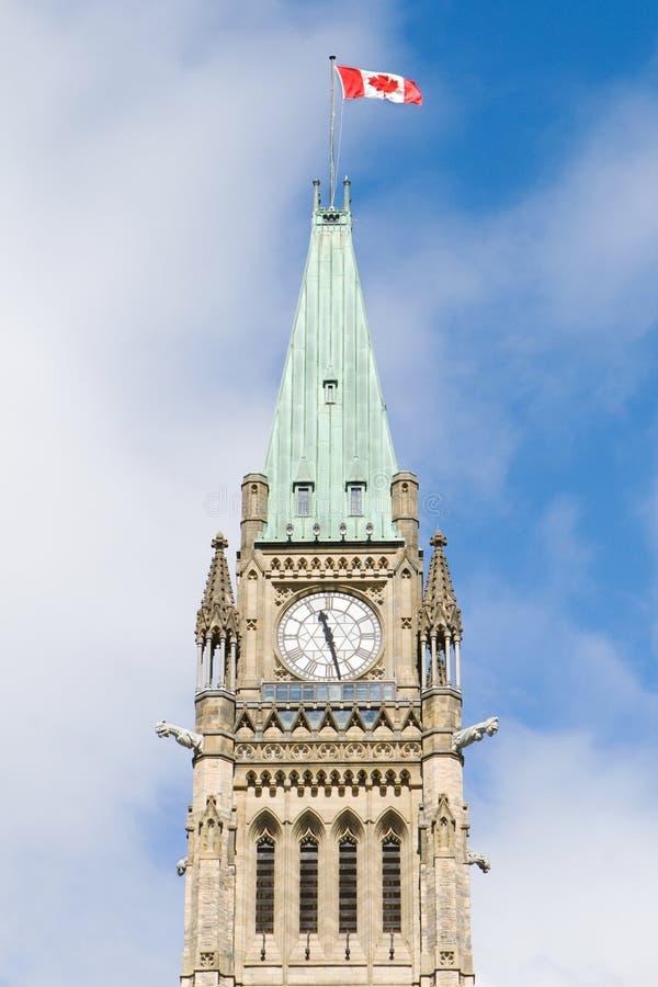 башня мира ottawa стоковое фото