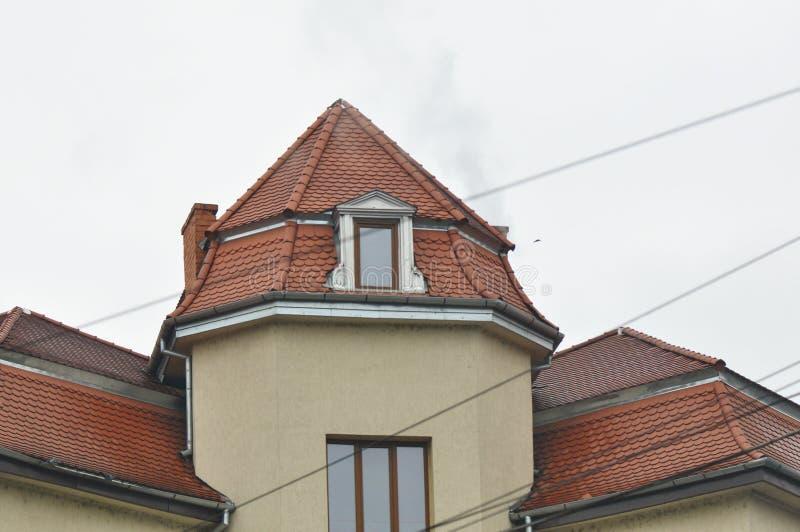 Башня многоквартирного дома стоковое фото rf