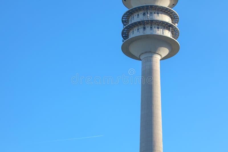 Башня Мюнхен Олимпии стоковое изображение