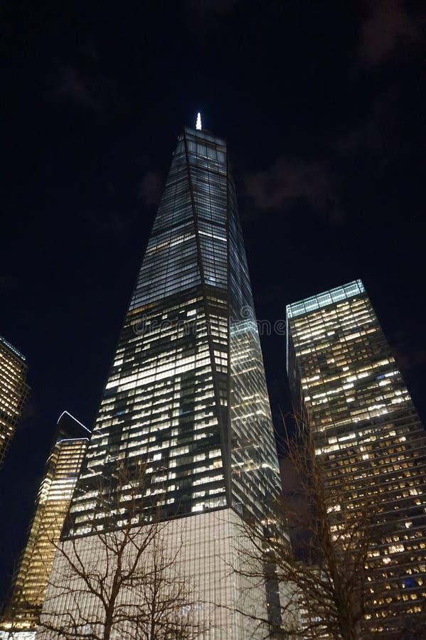 Башня Нью-Йорк свободы стоковое фото rf