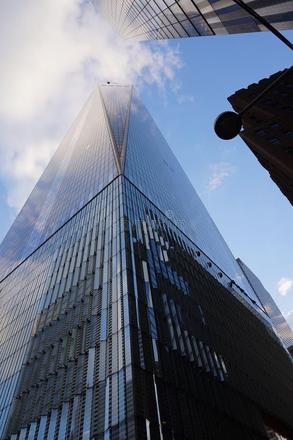 Башня Нью-Йорк свободы стоковое фото