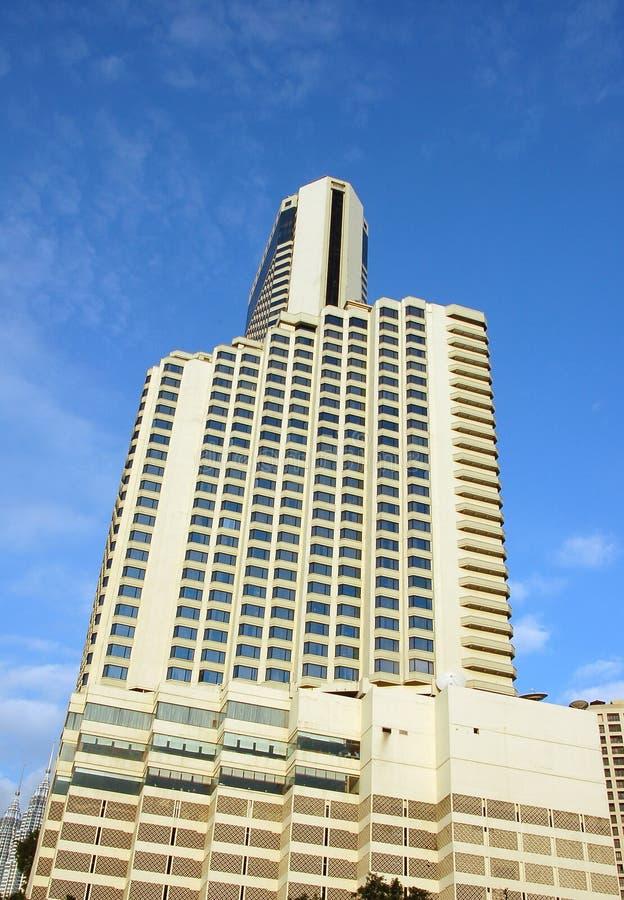 башня офиса гостиницы стоковое изображение