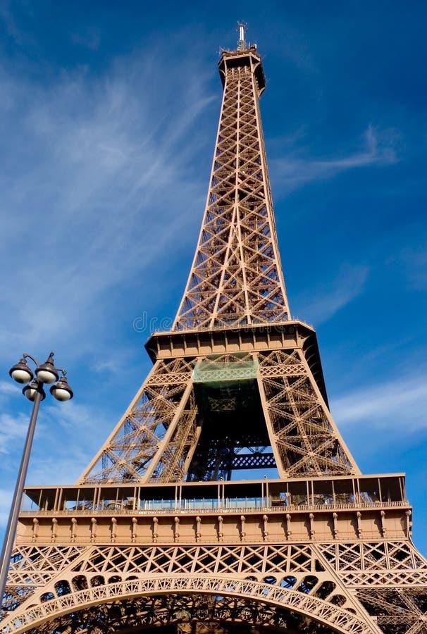 башня путешествия eiffel стоковая фотография rf