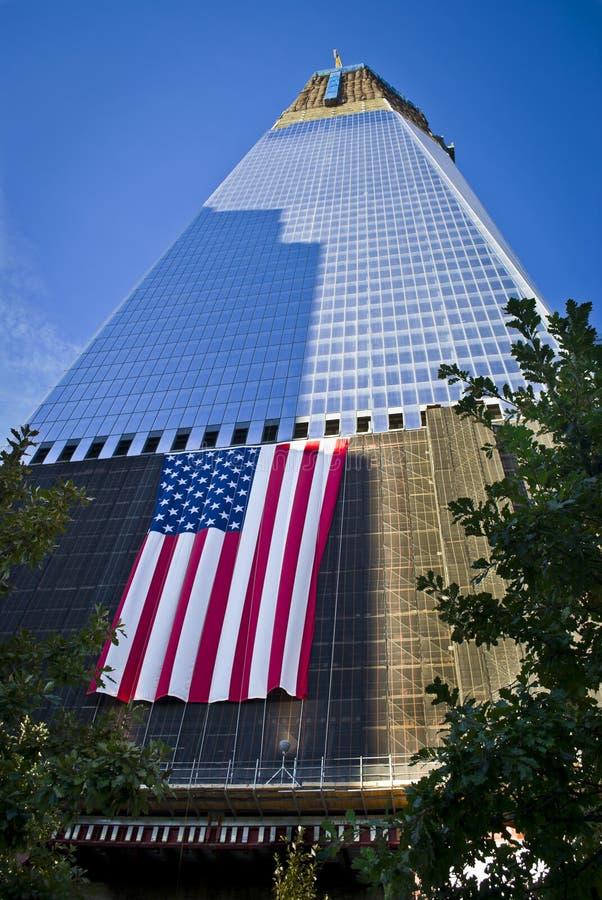 башня свободы стоковые фото