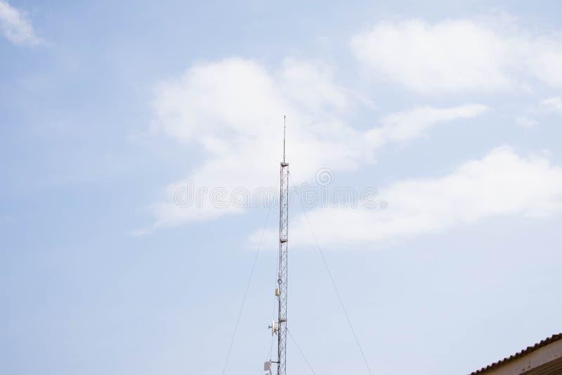 Башня сети стоковая фотография