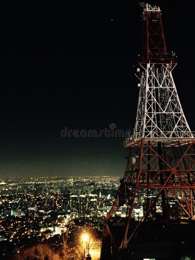 Башня Сеула стоковые фото