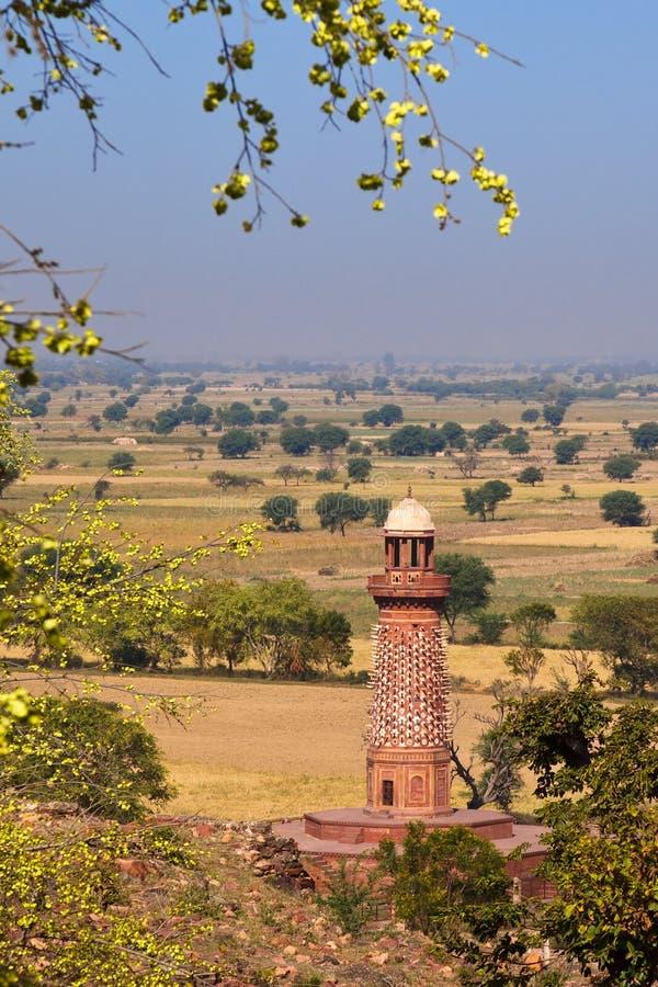 башня слона Стоковые Фото
