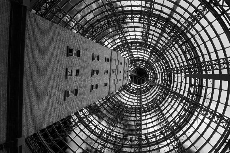 Башня съемки Мельбурн ` s курятника стоковая фотография rf