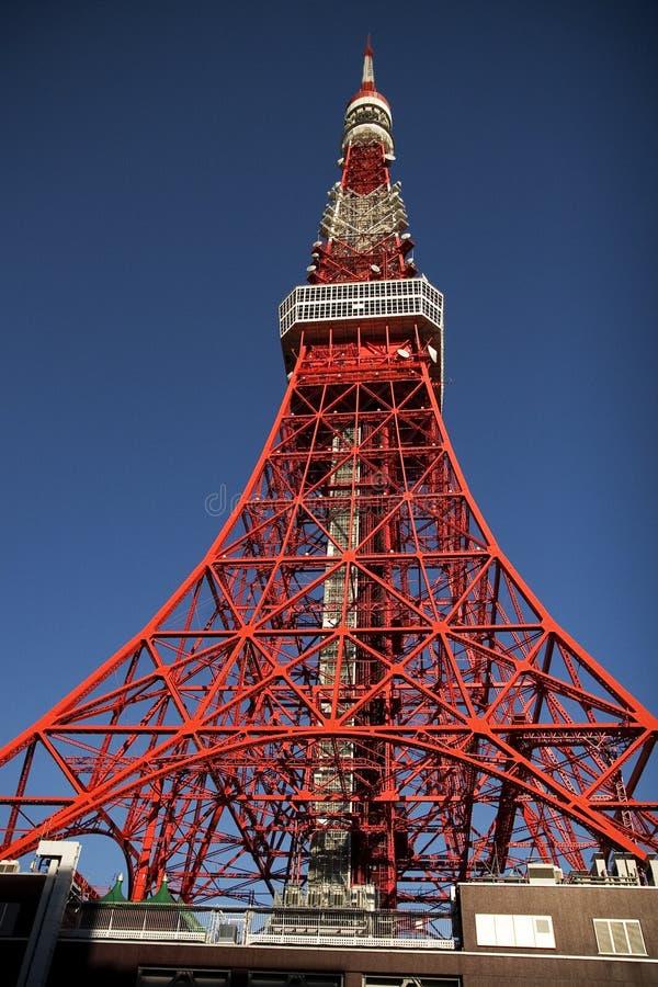 башня токио стоковые изображения
