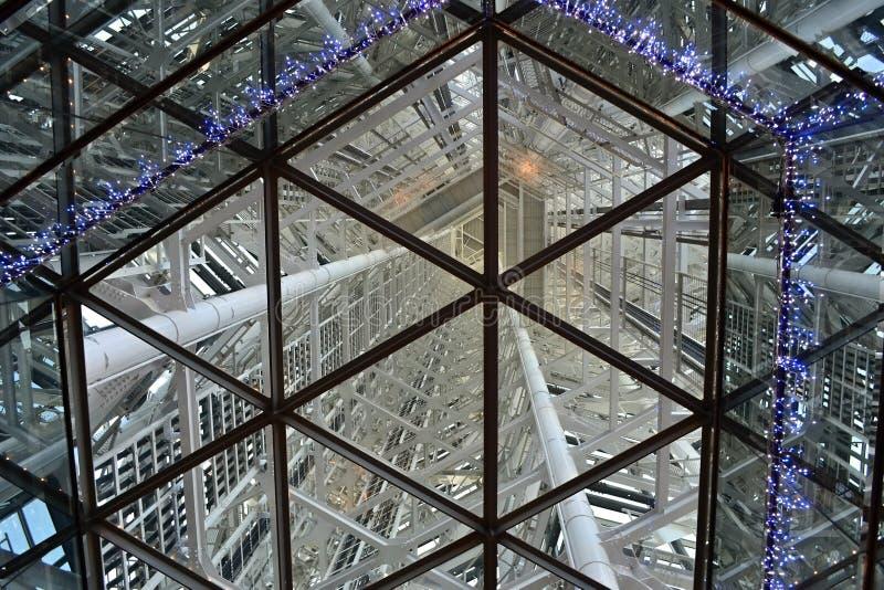 Башня Фукуоки стоковая фотография rf