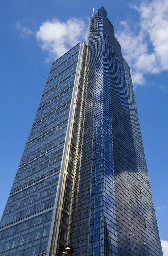 Башня цапли в Лондоне стоковое изображение rf