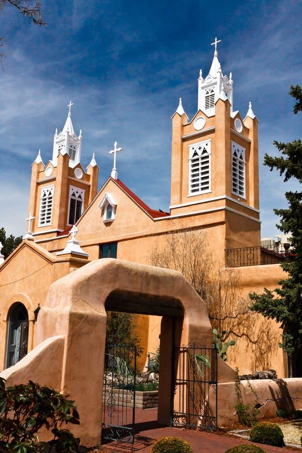 башня церков стоковая фотография