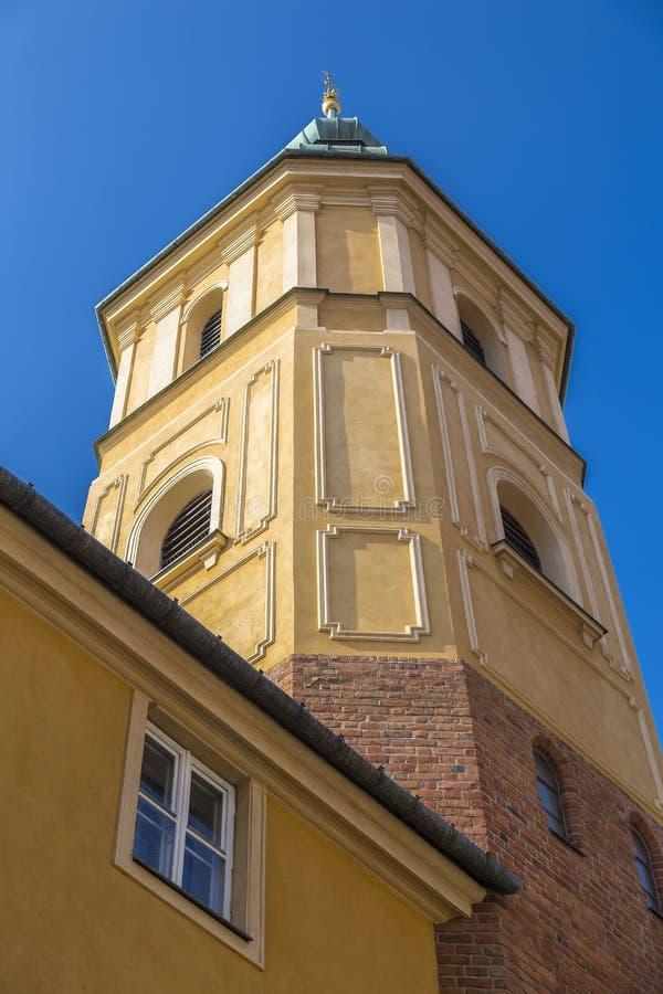 Башня церков St Martin стоковое фото