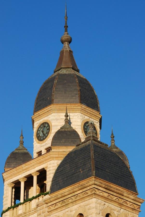 башня часов стоковые фото