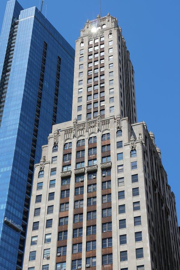 Башня Чикаго Willoughby стоковое фото rf
